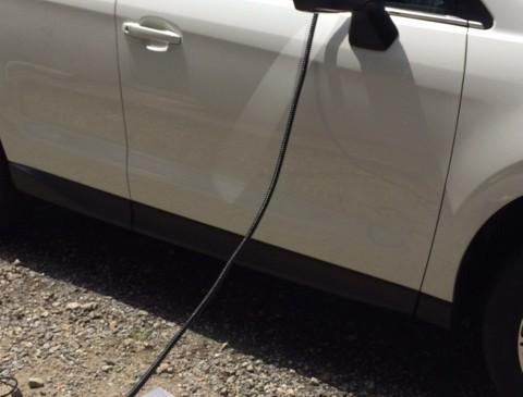 タバコ臭と車内除菌
